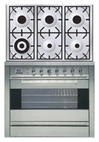 Газовая плита ILVE P-906-VG