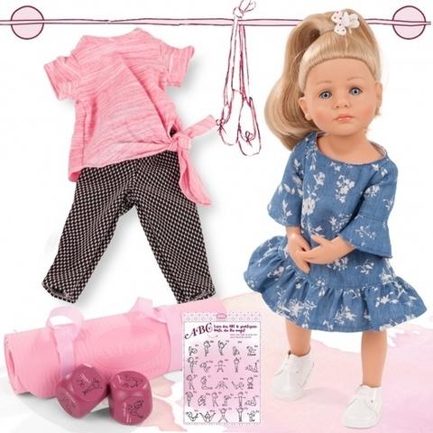 Новинка 2021 Кукла Лотта, Готц, 36 см