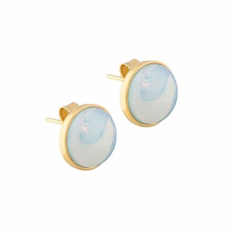 Пусеты Pearl Opaline A1992.25 BW/G