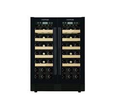 Встраиваемый винный шкаф под столешницу Cellar Private CP042-2TB