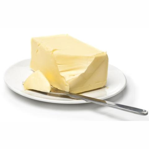 Масло сливочное КРЕСТЬЯНСКОЕ 72,5% вес монолит Молком КАЗАХСТАН