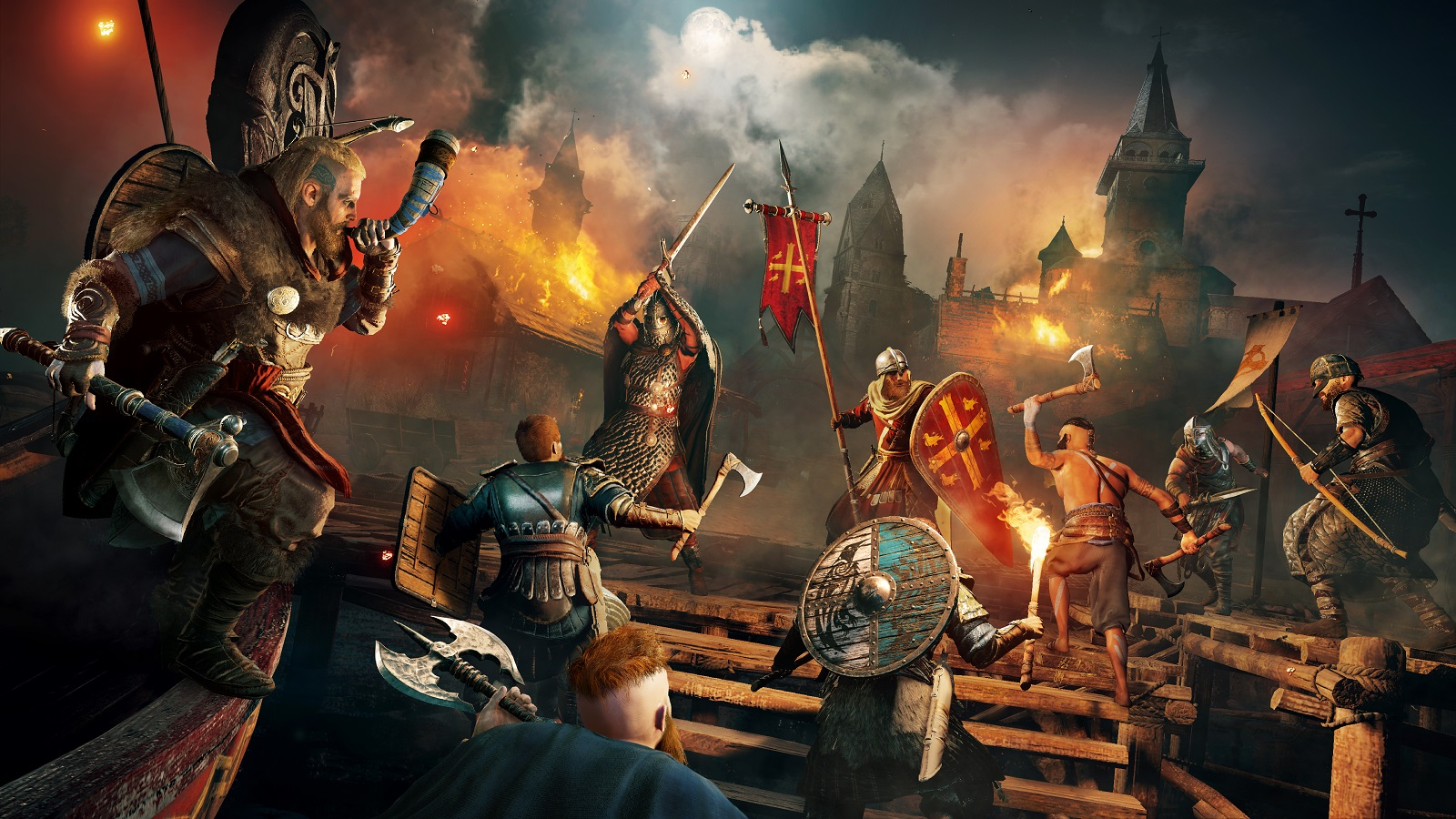 Assassin's Creed: Вальгалла [PS5, русская версия]