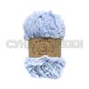 Wool Sea Fancy Fur 60 (светло-голубой)