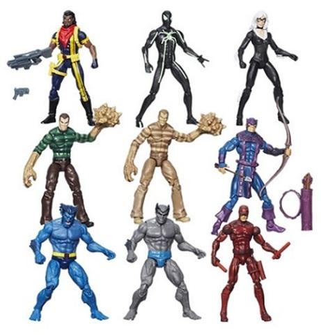 Фигурки супергероев серии Мстители