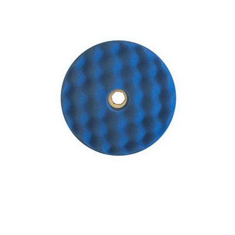 3М Полировальник двусторонний Quick Connect, синий, 222мм.