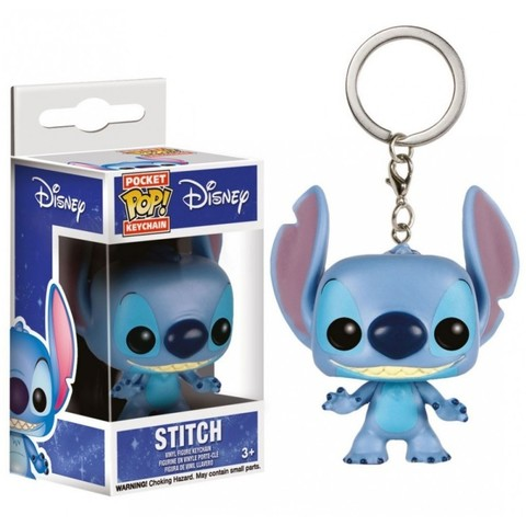 Funko Pocket POP! Keychain: Disney: Stitch || Брелок Ститч