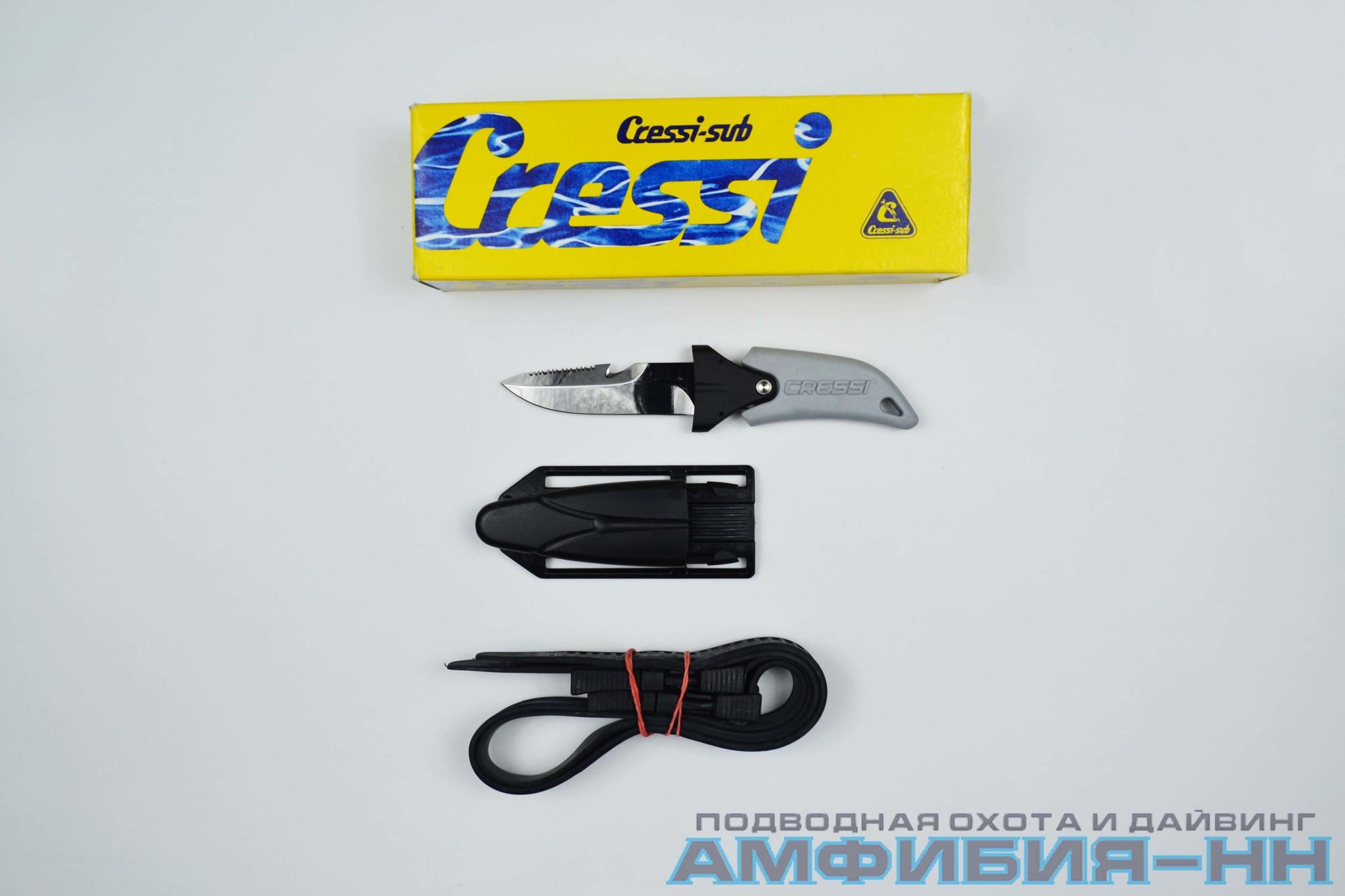 Нож Cressi Lama Apnea