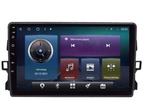 Магнитола для Toyota Auris (07-12) Android 10 4/64GB IPS DSP 4G модель CB-2431TS10