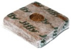 Кокосовый кубик для проращивания растений  7 × 7 см 0,4 л