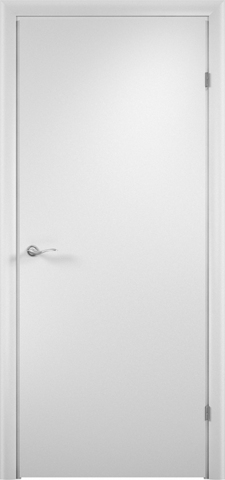 Дверь Верда ДПГ, цвет белый, глухая