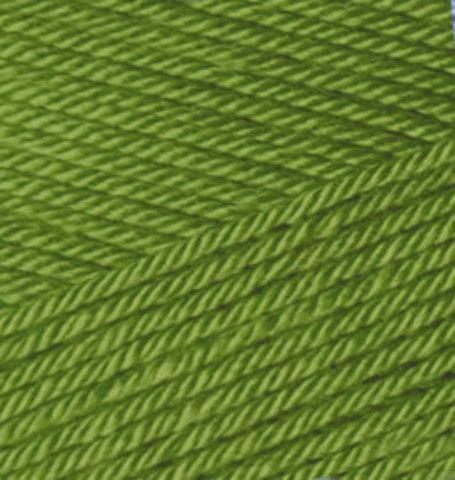 Пряжа Alize Diva Stretch зеленый 210