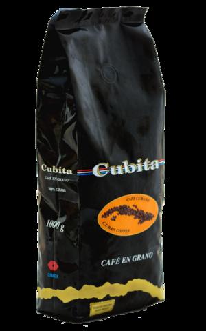 Кофе в зернах Cubita 1 кг