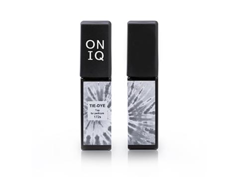 OGP-172s Гель-лак для покрытия ногтей. Tie-dye: Top for pedicure