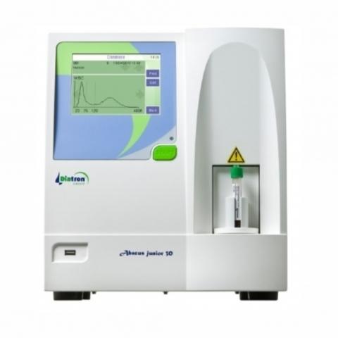 Автоматический гематологический анализатор Абакус Юниор (Abacus Junior 30 ND) /DIATRON Messtechnik GmbH,Австрия/