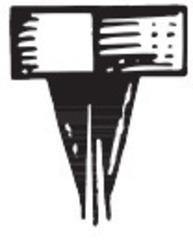 Проволочная щётка для угловых сварных швов Гладкая стальная проволока 0,35 мм