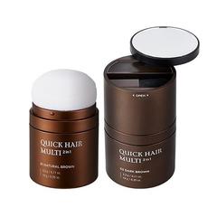 Цвертная пудра для волос THE FACE SHOP Quick Hair Multi