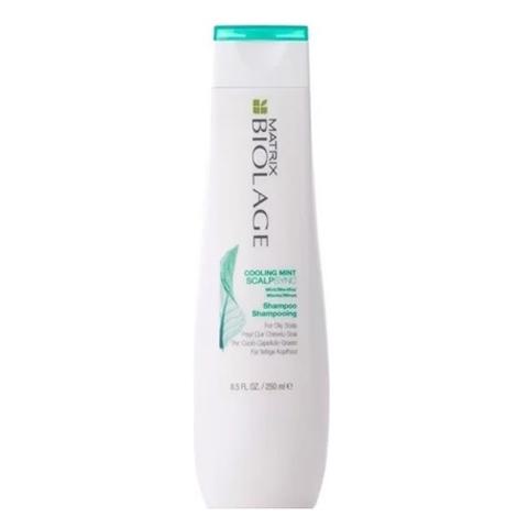 Matrix Biolage Scalpsync: Шампунь для волос освежающий (Scalpsync Cooling Mint Shampoo), 250мл