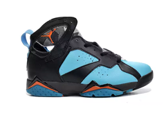Air Jordan 7 Retro 'Black Blue'
