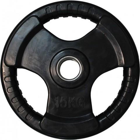 Диск обрезиненный DFC 2,5 кг (51 мм) WP015-51-2.5