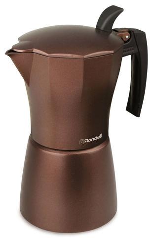 Гейзерная кофеварка Rondell Kortado 450 мл RDS-399