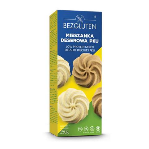 Печенье Ассорти десертное низкобел BEZGLUTEN 150г