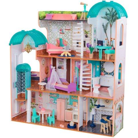 KidKraft Камила - кукольный домик с мебелью 65986_KE