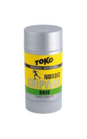 Картинка мазь лыжная базовая Toko Nordic Wax (0/-30) - 1