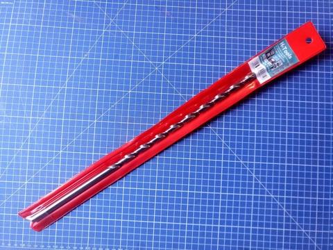 Сверло по металлу ц/x 10,0x430/295мм DIN1869 h8 15xD HSS-G 135° H-Tools 1590-1100