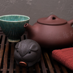 Чайная фигурка «Лао Шу Цянь»