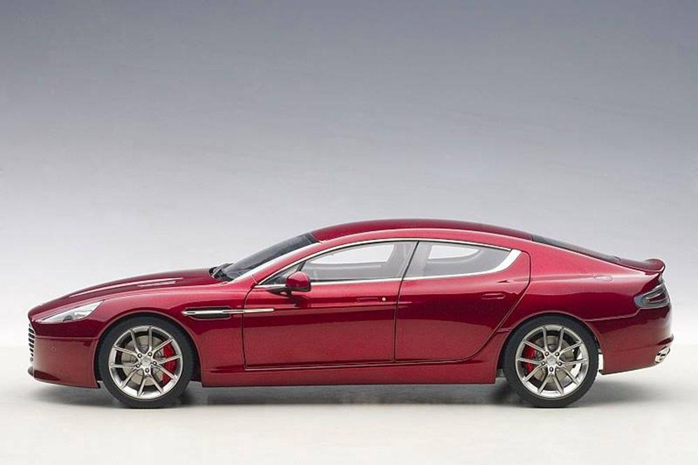 Коллекционная модель Aston Martin Rapide S 2015 Diavolo Red