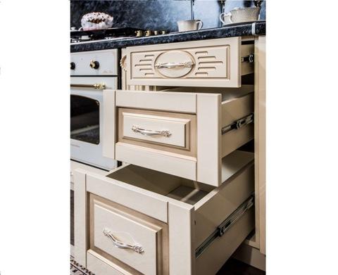 Стол кухонный ВЕРОНА  с ящиками 800