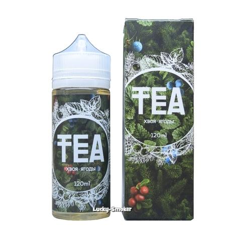 Жидкость Tea 120 мл Хвоя-Ягоды