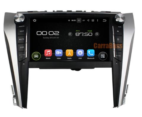 Магнитола для Toyota Camry V55 2015+ Android 9.1 2/16GB IPS DSP модель CB-9100PX5