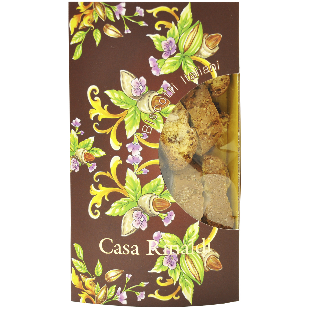 Печенье Casa Rinaldi Кантучини с миндалём 200 г