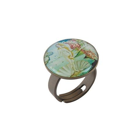 Кольцо «Рождение Венеры» K78281-VENUS