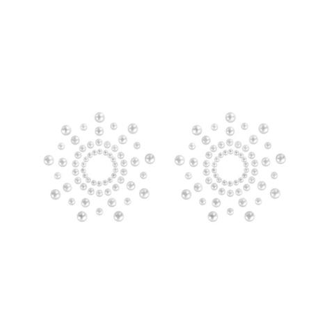 Bijoux Indiscrets Украшение на грудь MIMI - PEARL