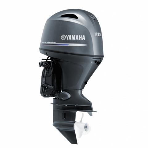 Лодочный мотор Yamaha F115 BETL
