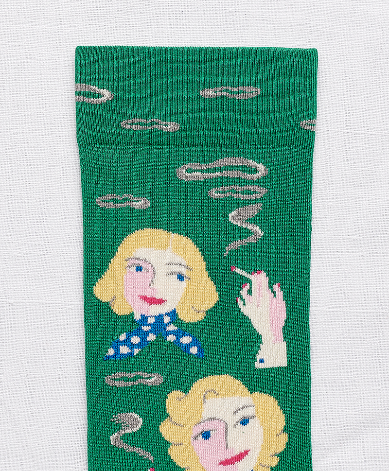Носки Blondes Émeraude