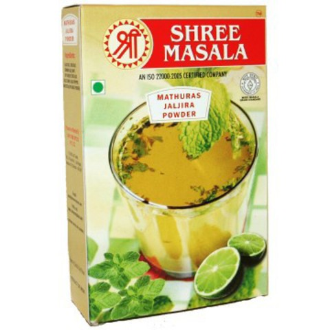 Смесь специй Матурас Джалжира молотый для напитков, 100 г Шри Shree