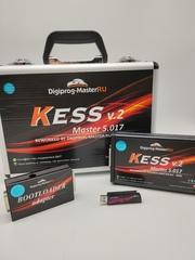 2020 VIP Фирменный KESS V2 MASTER FW 5.017 SW 2.47