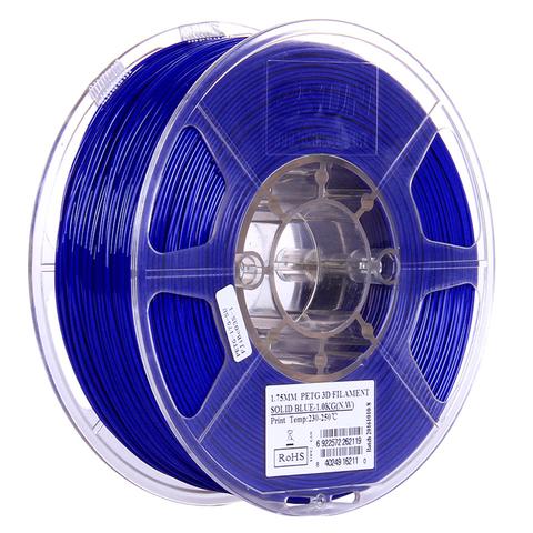 ESUN PETG 1.75 мм 1кг., сапфировый