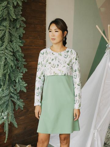 Платье домашнее Полынь