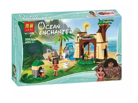 Конструктор Ocean Enchanted 10662