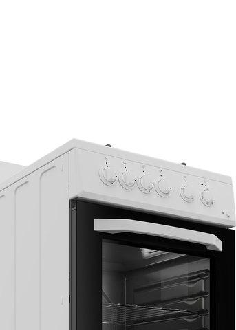 Комбинированная плита Beko FFSS52010GW