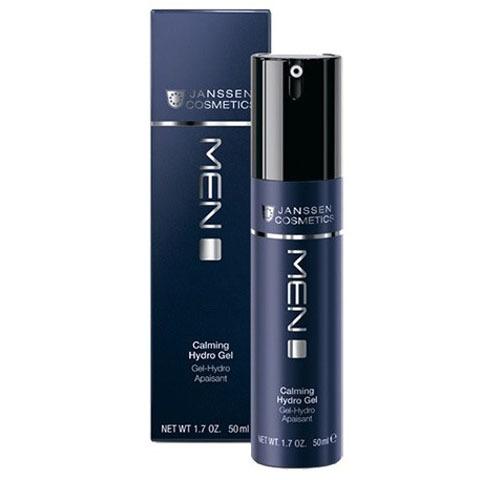 Janssen Man: Ревитализирующий увлажняющий крем-гель для лица (Calming Hydro-Gel)
