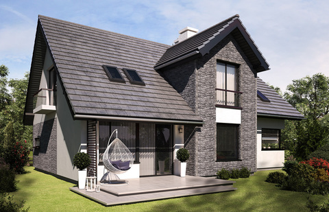 Фасадные панели Vox Solid Stone Toscana 1000х420 мм