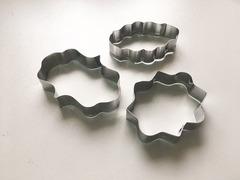 Набор форм для пряников и печенья