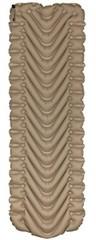 Надувной коврик Klymit Insulated Static V Recon, песочный