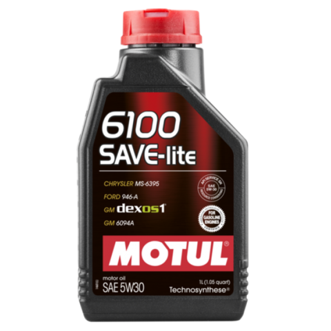 Масло моторное MOTUL 6100 SAVE-LITE 5W30