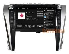 Магнитола для Toyota Camry V55 2015+ Android 8.1 2/16 IPS DSP модель CB-9100PX5